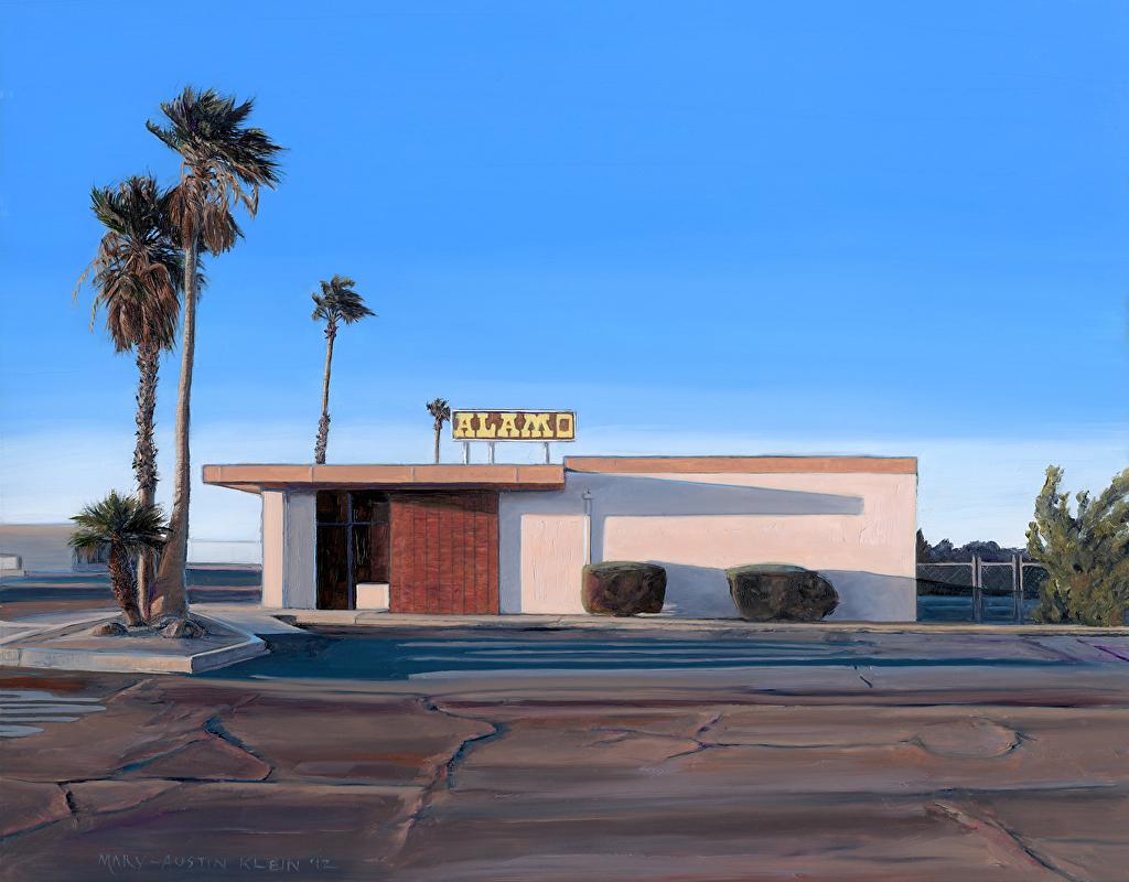 Mary Austin Klein Work Zoom Alamo 29 Palms