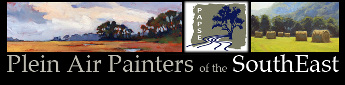 Plein Air Painters - SouthEast