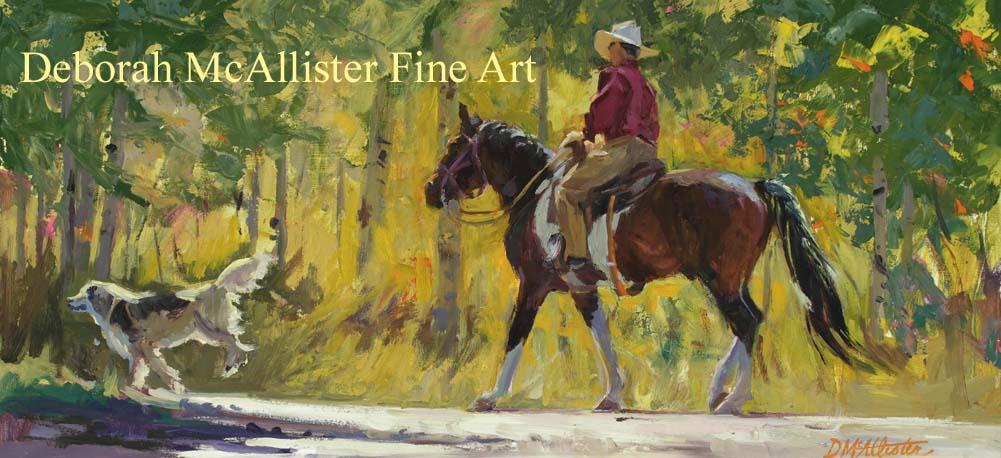 Deborah McAllister Fine Art