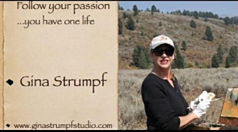 Gina Strumpf Fine Art