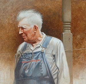 An example of fine art by Tom Heflin