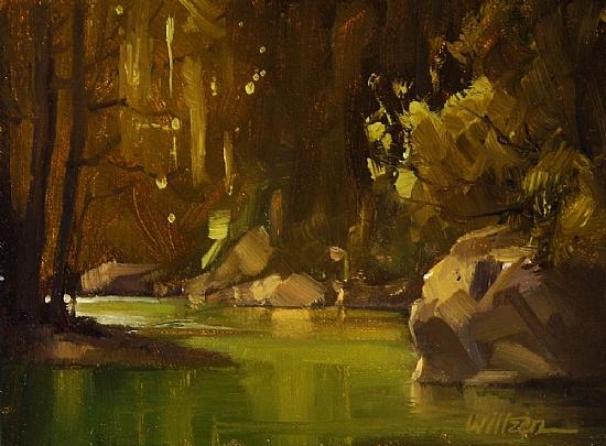 An example of fine art by Elizabeth Wiltzen