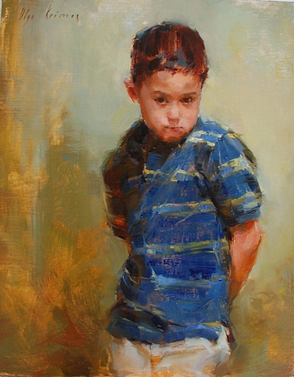 An example of fine art by Olga Krimon