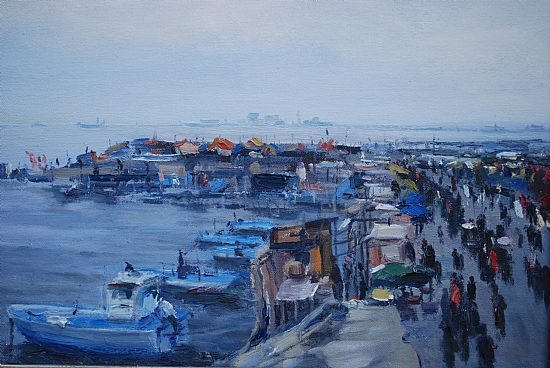 An example of fine art by Mehdi Fallahian