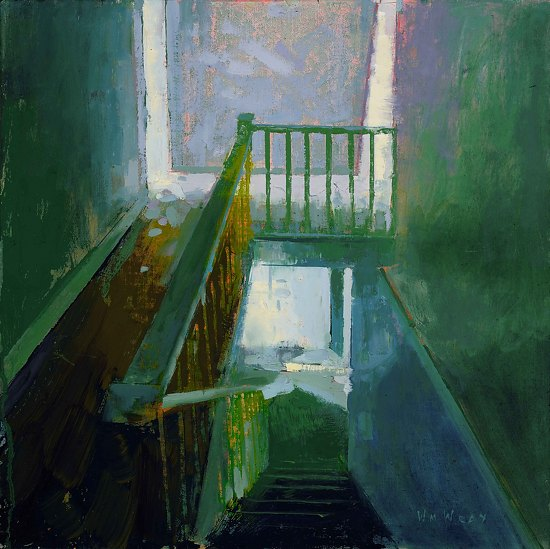 An example of fine art by William Wray