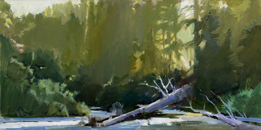 Oil Creek Painting