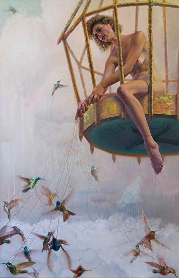 An example of fine art by Daniel Bilmes