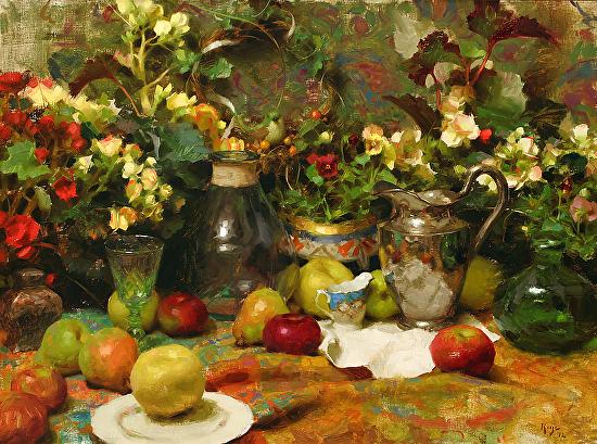 An example of fine art by Daniel Keys