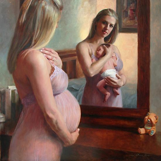 An example of fine art by Anna Bain
