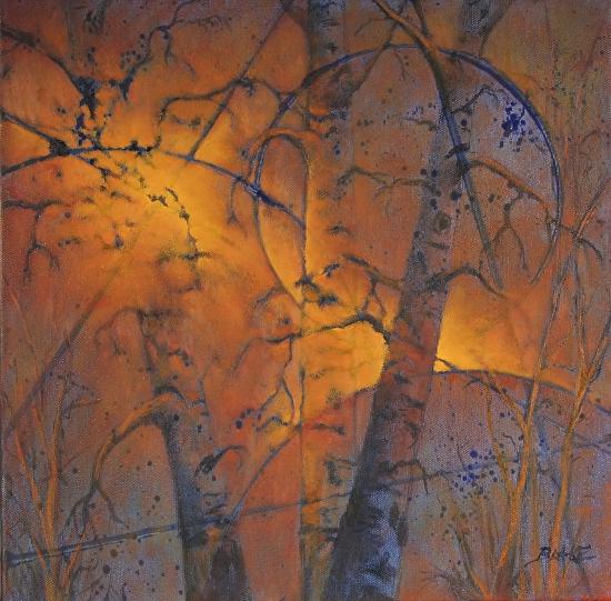 An example of fine art by Lynette Blake
