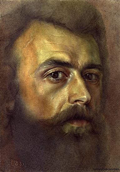 An example of fine art by Samvel Lajikian