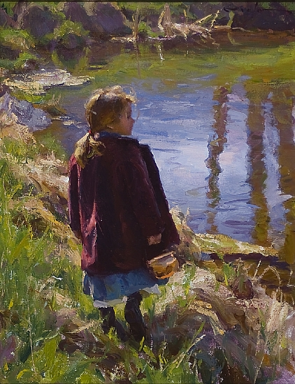An example of fine art by Mike Malm