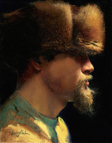 An example of fine art by Luiz Vilela