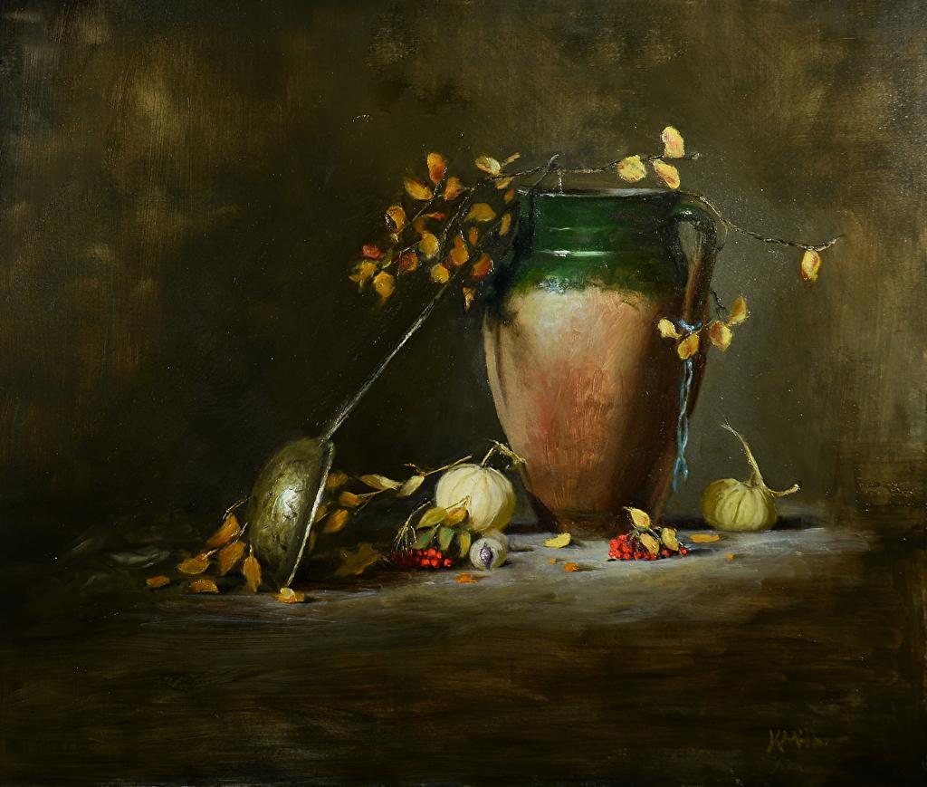 Oil Paintings Of Jugs